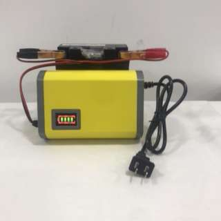 Portable Battery Charger For Motorcycle