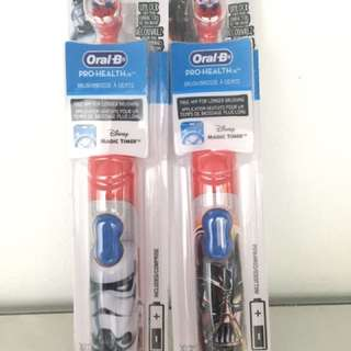 Oral-B Star Wars Electric Toothbrush