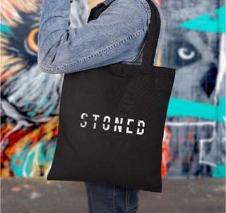 Stoned Totebag