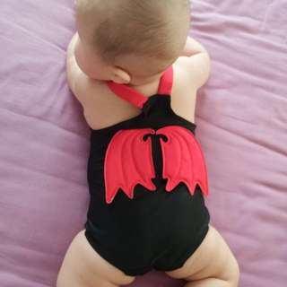 小魔怪泳衣