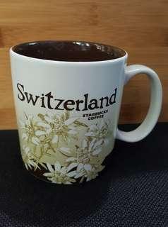 Authentic Starbucks Collectible Icon Mug
