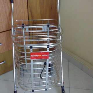 Grocery trolley