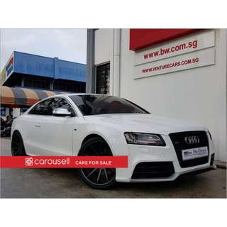 Audi S5 Coupe 4.2A FSI Quattro