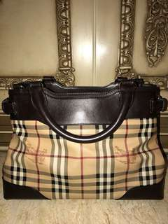 BURBERRY HEPBURN BAG
