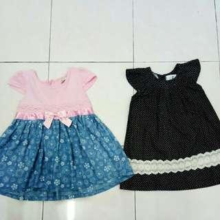 Combo Baby Girl Dress