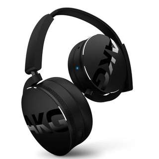 AKG Y50BT Bluetooth Headphones $120