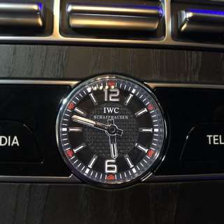 Mercedes-Benz Original IWC Clock