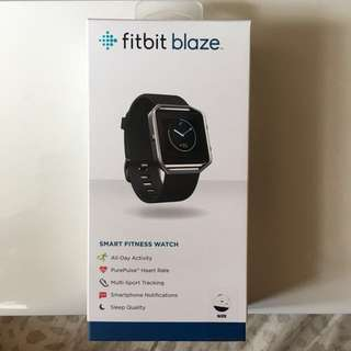 🆕Fitbit Blaze Smart Fitness Watch