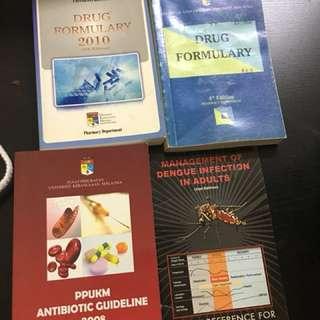 Medical books (all 4books)