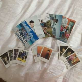 Kony's Summertime Photocard Collection