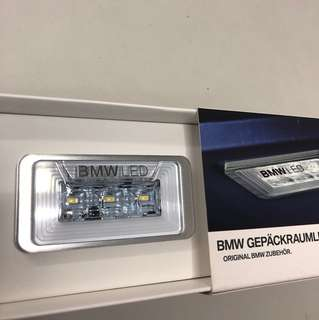 BMW Original Luggage's LED