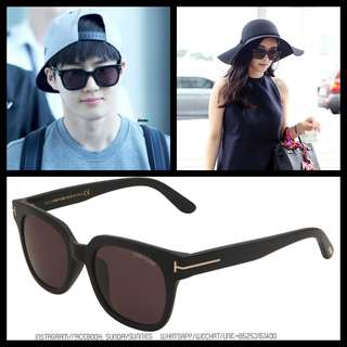 Tom Ford TF407D square Acetate sunglasses 太陽眼鏡