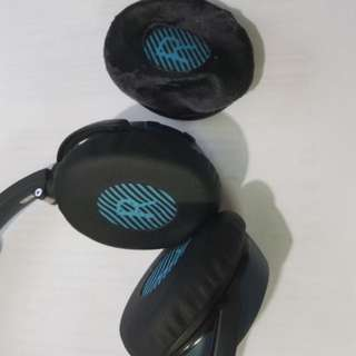 Bose soundlink oe on ear replacement pads