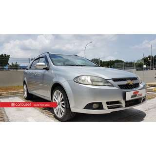 Chevrolet Optra Estate 1.6A