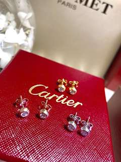 Cartier earrings 925