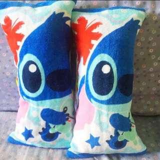 Stitch Baby's Huggins Pillow
