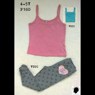 Set Sophia The First Leggings And 2 Tops