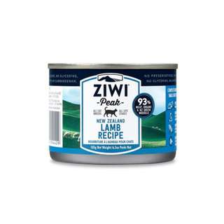 ZIWI PEAK CANNED CAT FOOD – LAMB