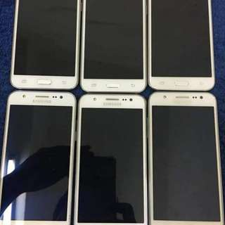 Samsung Galaxy J5 Model J500No