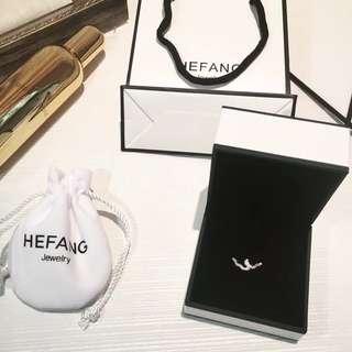 Hefang ring 925