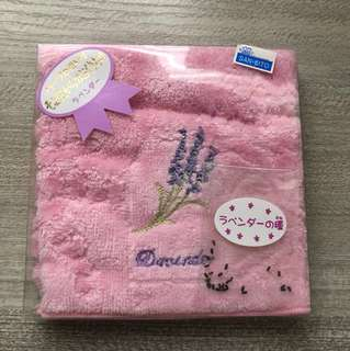 Hokkaido 手巾仔 Lavender and seeds Gift idea 北海道手信