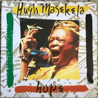 Hugh Masekela ‎– Hope dbl LP