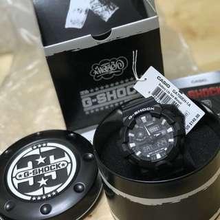 G-Shock 35th 特別版GA -700EH-1A G shock x ERIC HAZE