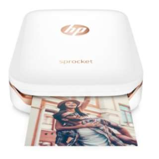 White Sprocket Photo Printer