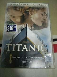 Titanic 3 vcds
