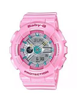 Casio Baby G Sweet Pink Latest Collection