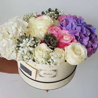 Customized Bloom Box