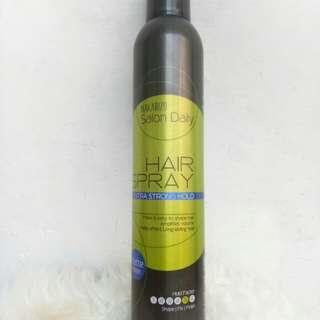 Hairspray makarizo
