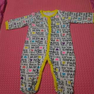 Sleepsuit baby (3-6 Months)