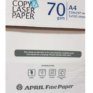 A4 size paper