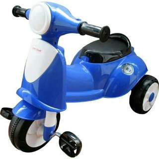 *FREE DELIVERY to WM only / Ready stock*  Kids tricycle TC223 each shown design/color. Free delivery is applied for this item