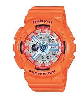Casio Baby G Watch BA-110SN