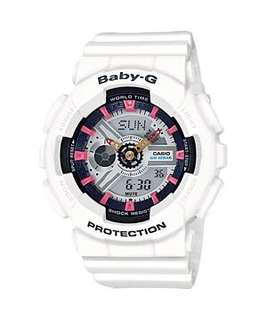 Casio Baby G Watch BA-110SN-7A