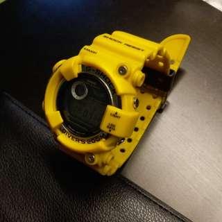 G-Shock Frogman GF8250 Solar Watch Casio