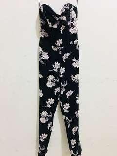 Jumpsuit floral Miss Selfridge