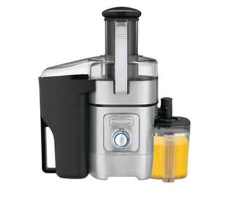 New Cuisinart CJE-1000A Juicer