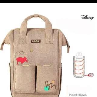 Disney Thermal USB Diaper Bag