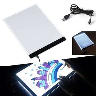 Brand New Lighted Up A4 LED Backlight Tracing Pad