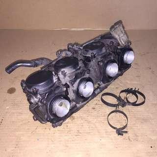 CB400SFverS | Carburetor