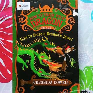 HOW TO TRAIN YOUR DRAGON How To Seize A Dragon's Jewel