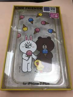 Line iPhone 7plus case