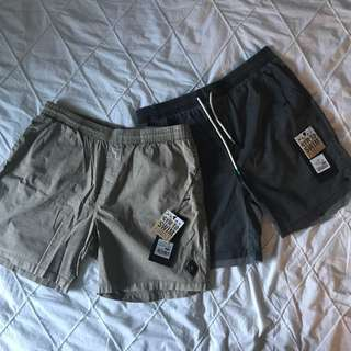 Men's shorts live clothing