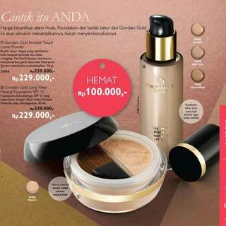 Free Ongkir - NEW Powder and Foundation