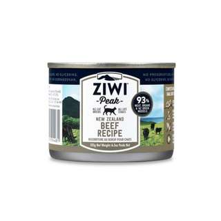 ZIWI PEAK CANNED CAT FOOD – BEEF