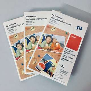 HP Photo Paper(glossy)