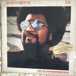 George Duke – A Brazilian Love Affair LP